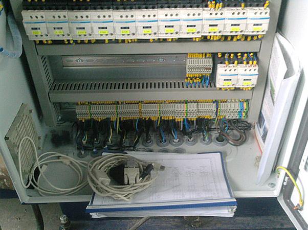 Електро шкаф