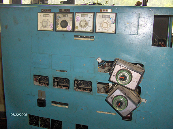 Електрошкаф на шприц автомат