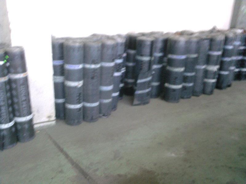 Навити рула хидроизолационен материал